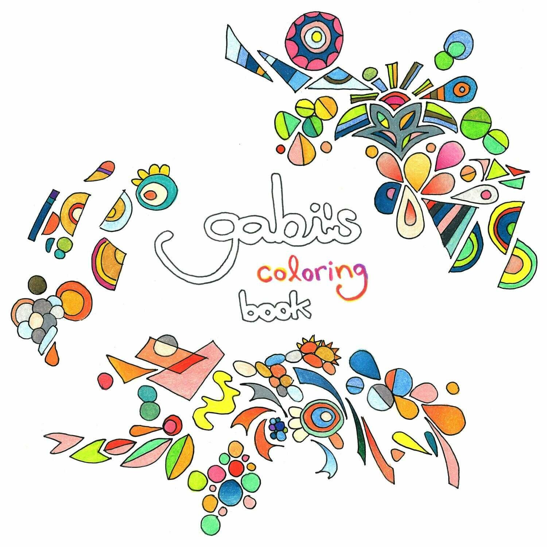 Gabi's Coloring Book