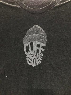 "Cuff The Duke ""Toque"" Women's T-Shirt (Heather Black)"