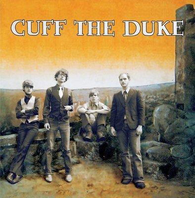 Cuff The Duke (Self-Titled) Vinyl / T-Shirt Bundle