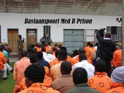 DVD: Baviaanspoort Med B Gevangenis