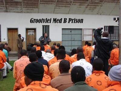 DVD: Grootvlei Med B Prison