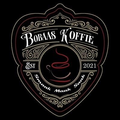 Bobaas Koffie (Gemaal 250 gram)