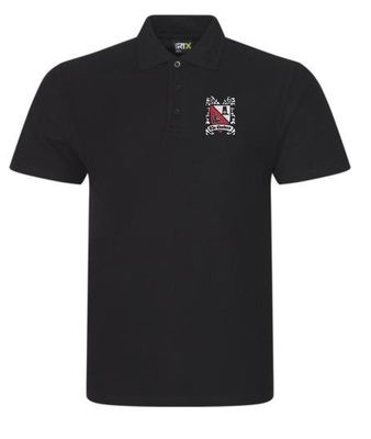 Polo Shirt Black (Ordered On Request)