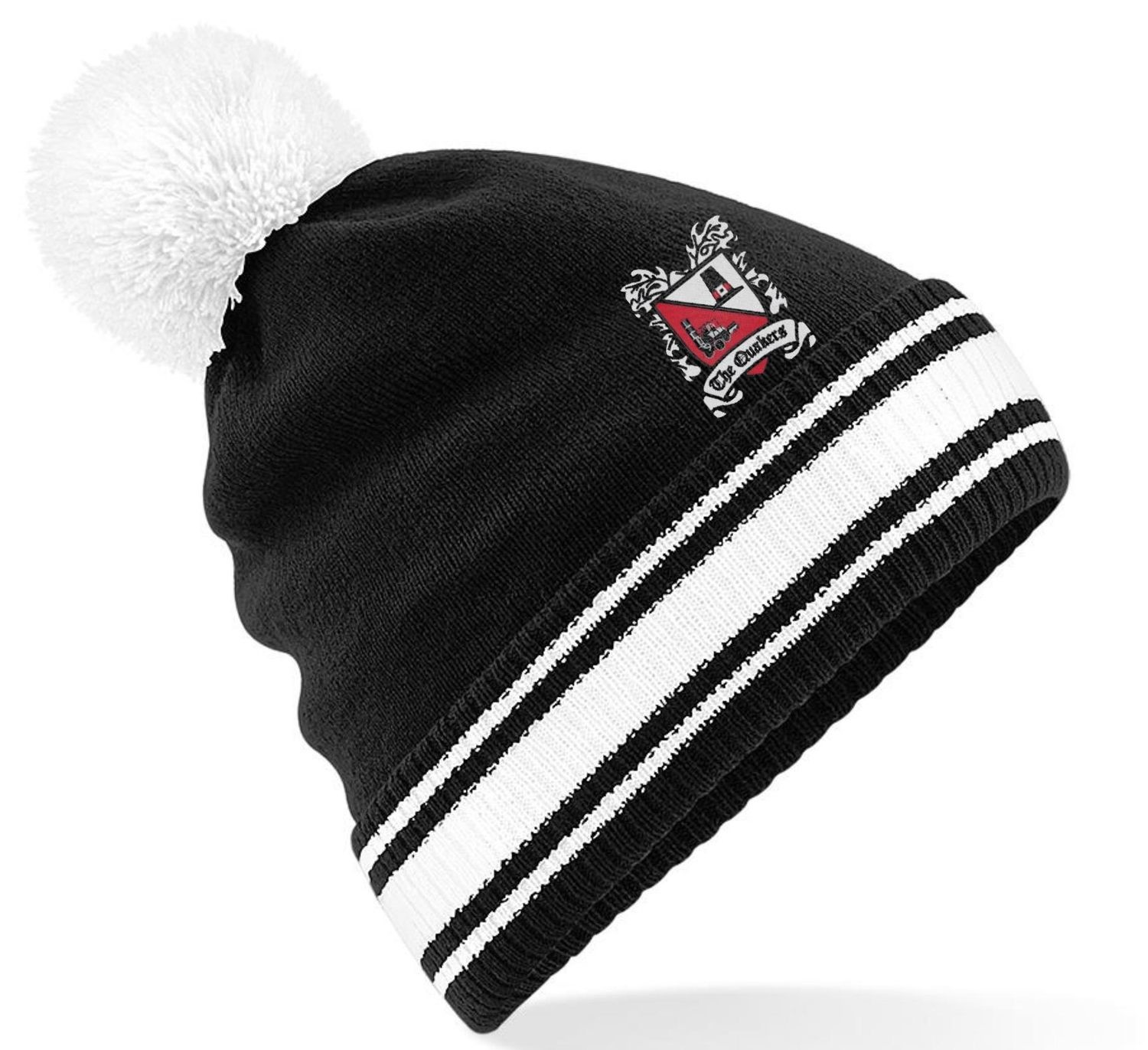Darlington FC Bobble Hat