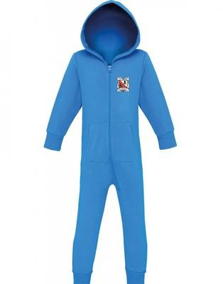 Darlington FC Onesie 'Blue' (Ordered On Request)