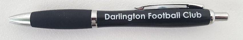 Ballpoint Pen Curvy Black
