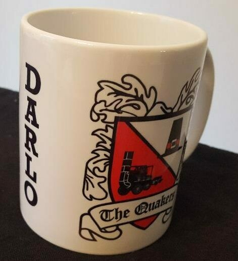 Darlington FC Mugs