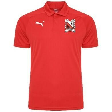 Puma Liga Sideline Red Polo Shirt 19/20 (XL ONLY)