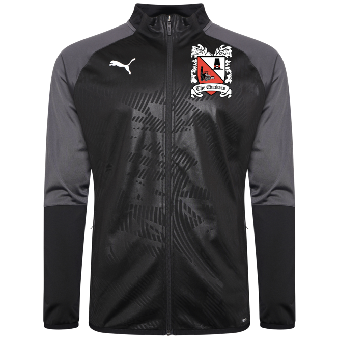Puma Cup Core Black Track Jacket 19/20 (XL ONLY)