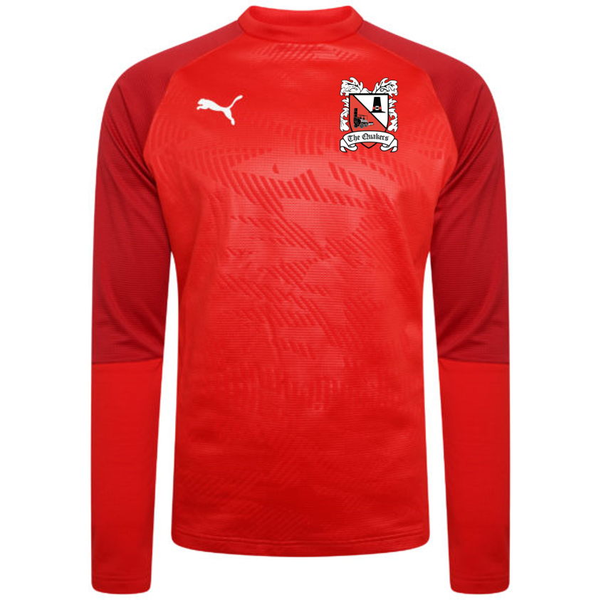 Puma Cup Core Red Sweat 19/20 (2XL ONLY)