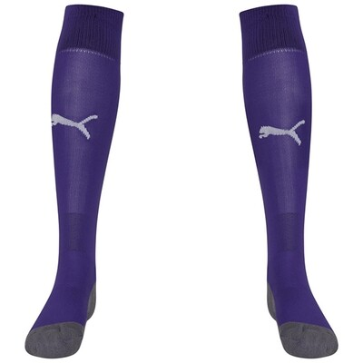 Puma Goalkeeper Socks Purple Junior 20/21 (Ordered on Request)