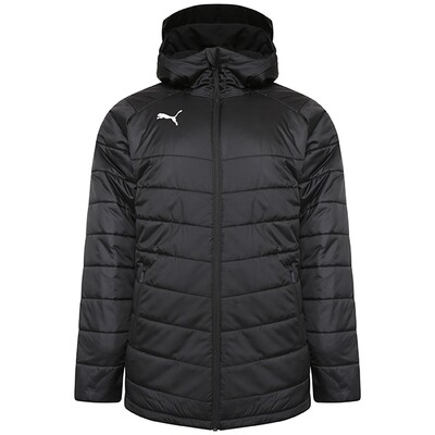 Puma Black Bench Jacket 20/21 (Ordered on Request)