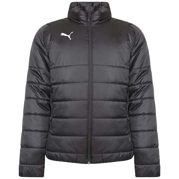 Puma Black Padded Jacket 20/21 (Ordered on Request)