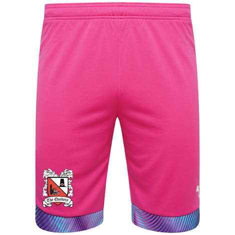 Puma Goalkeeper Shorts Pink Junior 20/21 (Ordered on Request)