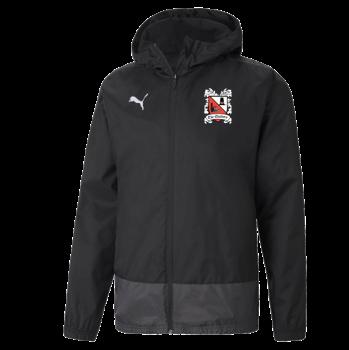 Puma Goal Black/Asphalt Rain Jacket 20/21 (Ordered on Request)