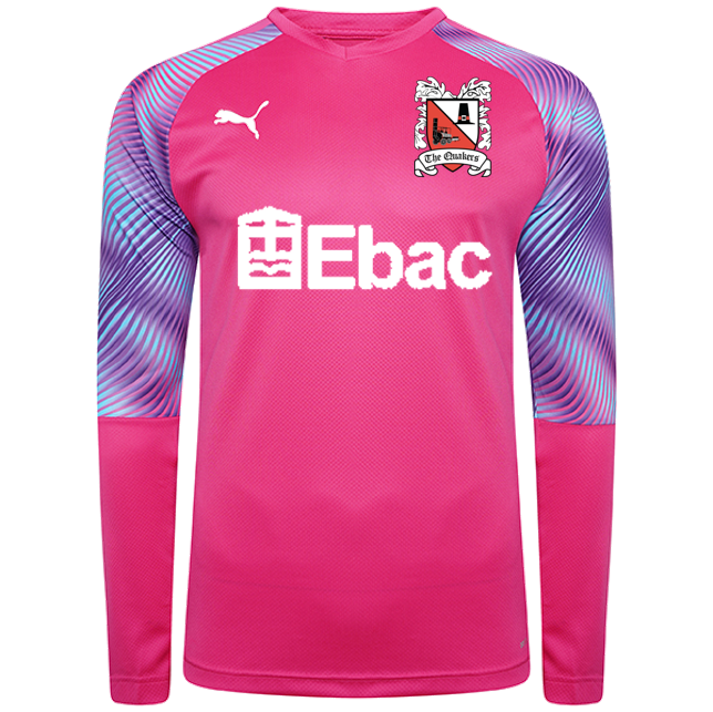 Puma Goalkeeper Shirt Pink Adult 20/21 (Ordered on Request)