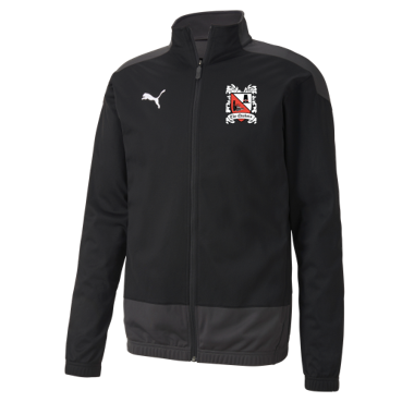 Puma Goal Track Jacket Black/Asphalt 20/21 (Ordered on Request)