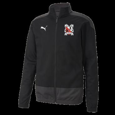 Puma Goal Track Jacket Black/Asphalt 20/21 (Ordered on Request)