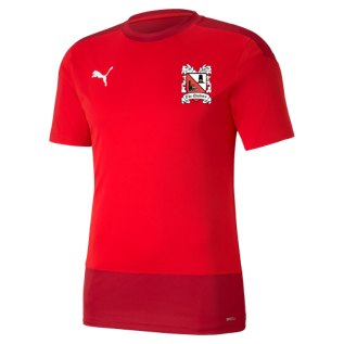 Puma Goal Training Jersey Red/Chilli Pepper 20/21 (Ordered on Request)