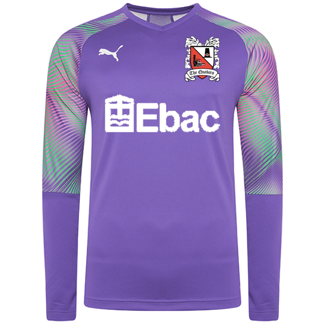 Puma Goalkeeper Shirt Purple Adult 20/21 (Ordered on Request)