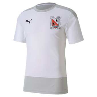 Puma Goal Training Jersey White/Grey 20/21 (Ordered on Request)