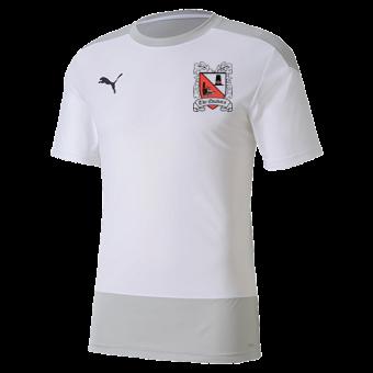 Puma Goal Training Jersey White/Grey 20/21