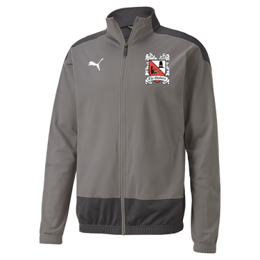 Puma Goal Track Jacket Grey/Asphalt 20/21 (Ordered on Request)