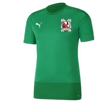 Puma Goal Training Pepper/Power Green 20/21 (Ordered on Request)