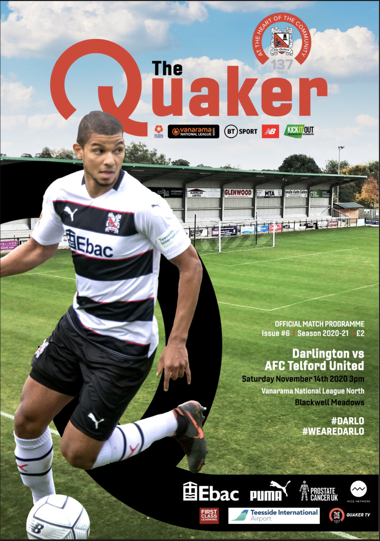 E-Programme - AFC Telford (NLN)