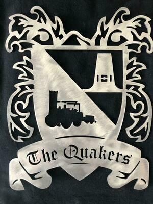Darlington FC Steel Crest