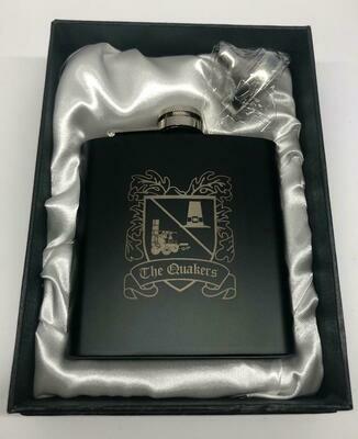 Darlington FC Hip Flask (Presentation Box)