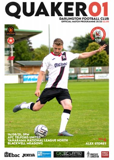 E-Programme - AFC Telford 21/22 (NLN)