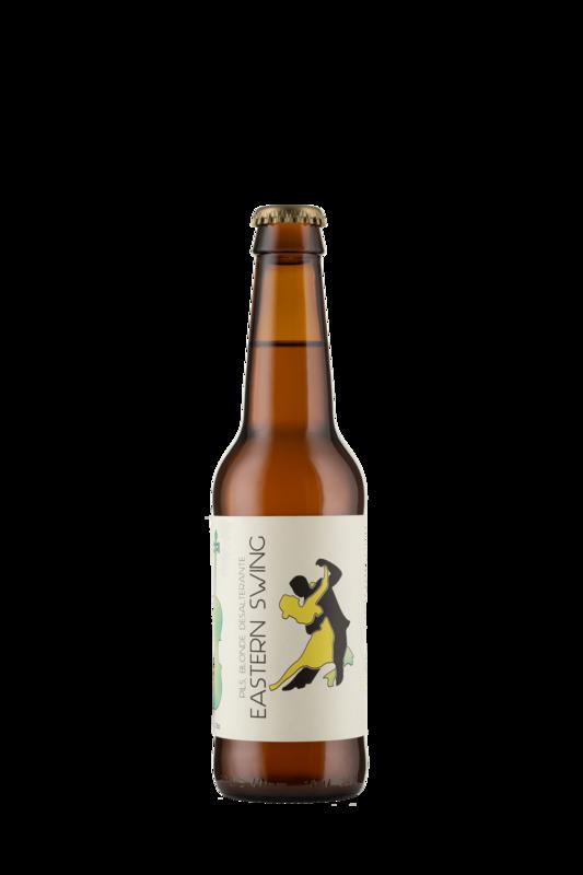 EASTERN SWING - Bière Blonde, 33 cl