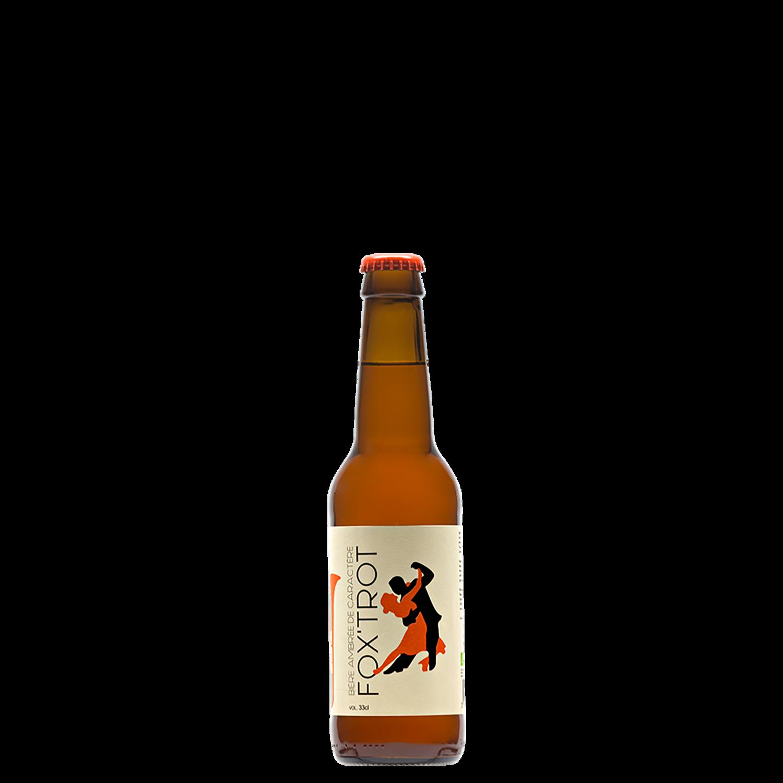 FOX 'TROT - Bière Ambrée, 33 cl