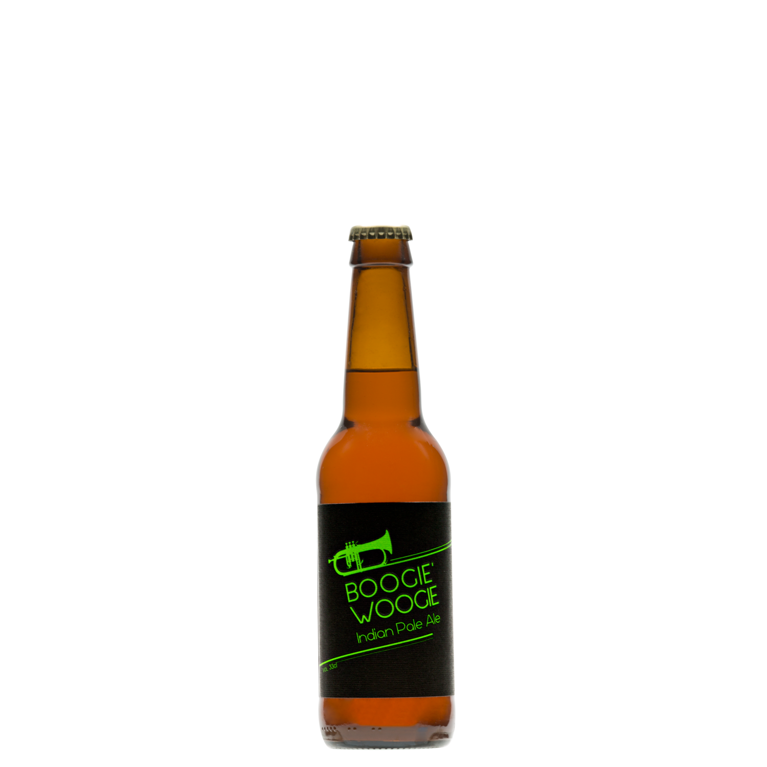 BOOGIE WOOGIE - India Pale Ale, 33 cl