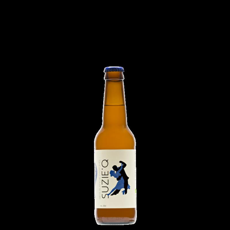 SUZIE'Q - Bière Blanche, 33 cl