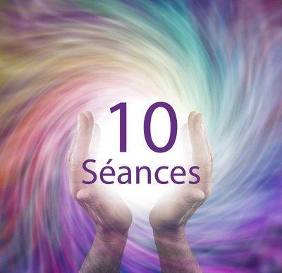 Abonnement 10 séances
