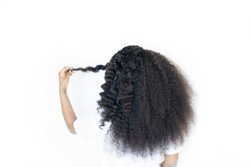 9A Natural Exotic Curly