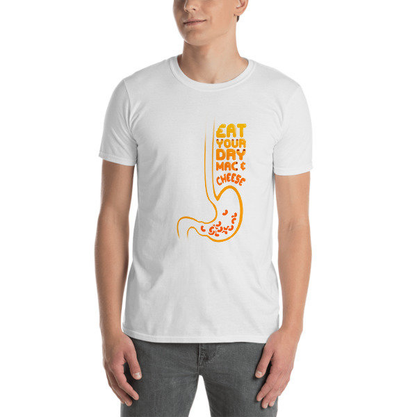Eat Your Dry Mac & Cheese #2 -  Unisex T-Shirt