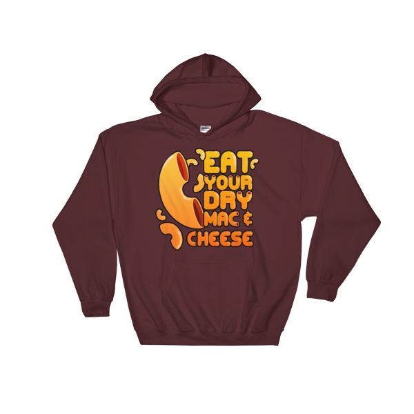 Eat Your Dry Mac & Cheese - Hooded Sweatshirt
