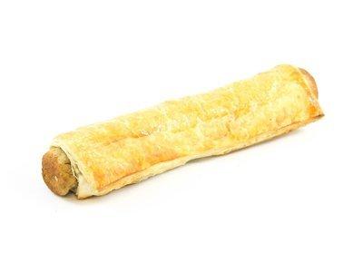 Worstenbroodje met frikandel