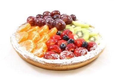 Vers-fruittaart