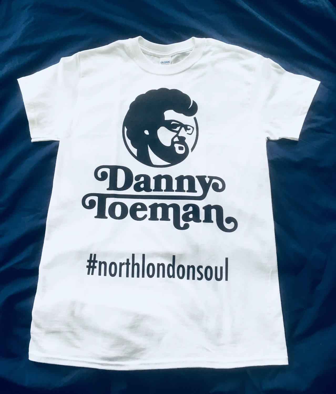 'North London Soul' White T-Shirt