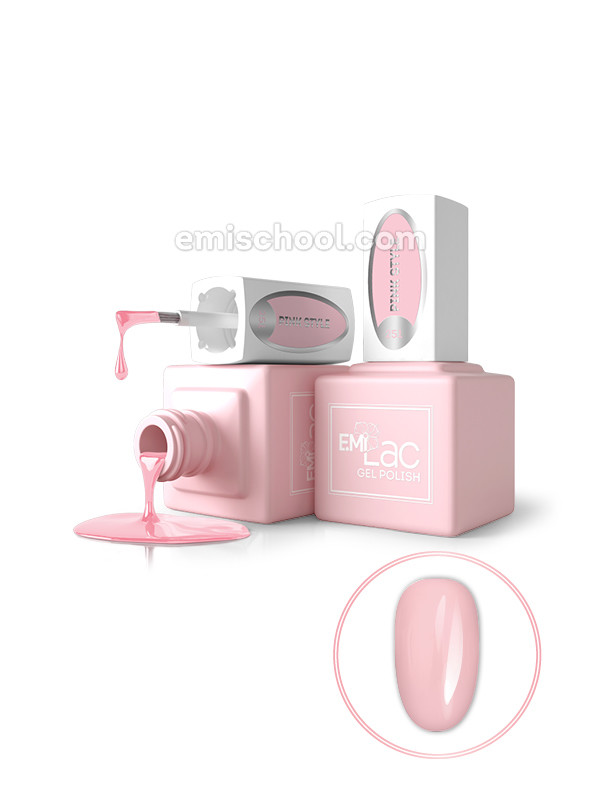E.MiLac Pink Style №251, 9 мл.
