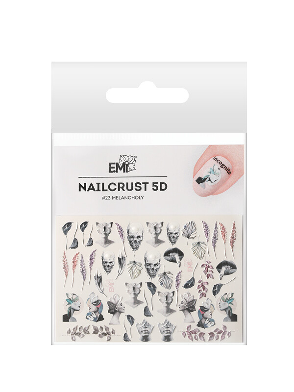 NAILCRUST 5D №23 Меланхолия