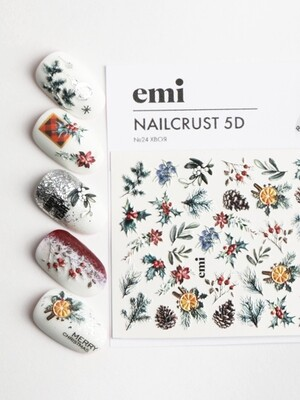 NAILCRUST 5D №24 Хвоя