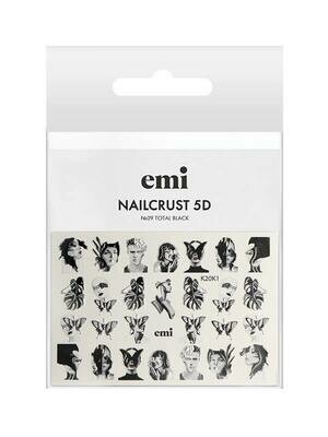 NAILCRUST 5D №29 Total Black