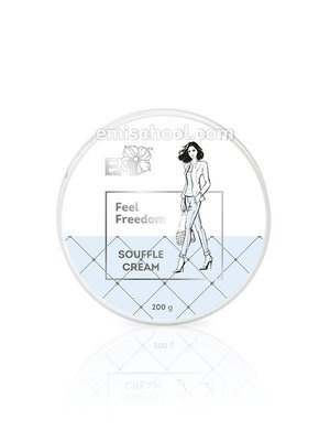 Крем-суфле для рук и тела Feel Freedom, 200 г.