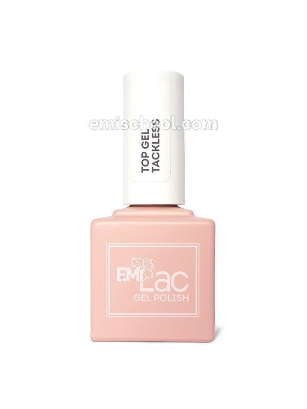 E.MiLac Top gel Tackless 15 мл. топ без дисперсии