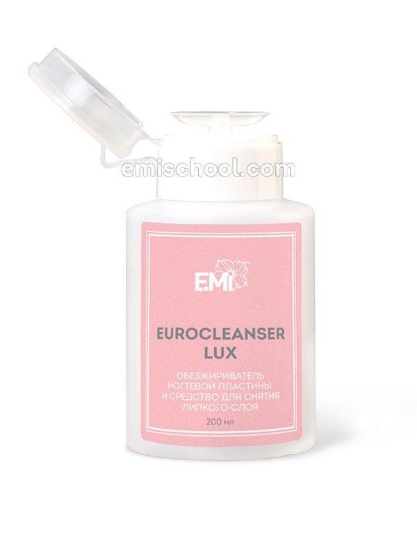 Eurocleanser в помпе 200 мл.